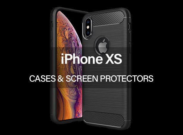 iPhone XS Max Cases and Screen Protectors