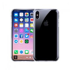 Rigid Gear iPhone XS / X Ultra Thin Skin Gel TPU Case - Clear
