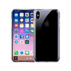 Rigid Gear iPhone XS / X Ultra Thin Skin Gel TPU Case - Clear