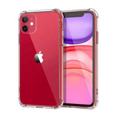 "Apple iPhone 11 6.1"" TPU Gel Bumper Air Cushion Shockproof Case Cover"