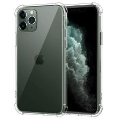 "Apple iPhone 11 Pro Max 6.1"" TPU Gel Bumper Air Cushion Shockproof Case Cover"