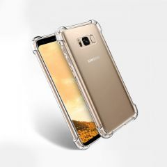 Samsung Galaxy S8 Ultra Thin Gel TPU Air Cushion Case - Rigid Gear - Clear
