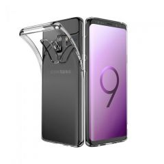 Samsung Galaxy S9 Plus Transparent Gel Case - Rigid Gear