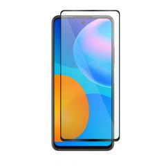 Xiaomi Redmi Note 9 Pro Max Full Coverage Tempered Glass Screen Protector Ultra HD Clear Anti-Shatter Anti-Fingerprints