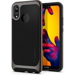 Huawei P20 Lite Gel TPU Hybrid Air Cushion Case - Spigen Neo Hybrid