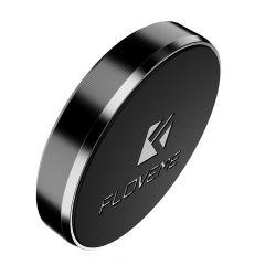 FLOVEME Aluminium Magnetic Compact Phone Car Holder-Black