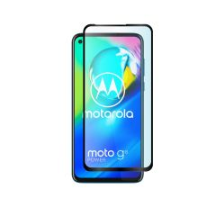 Motorola Moto G8 Power Full Coverage Anti-Shatter Toughened Tempered Glass Screen Protector