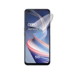 2x Oppo Reno4 Z Hydrogel Film Screen Protector Full Coverage - Pack of 2