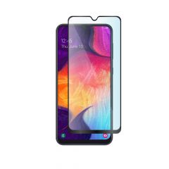Samsung Galaxy A70 / A70s Full Coverage Anti-Shatter Anti-Fingerprints 9H Tempered Glass Screen Protector Guard