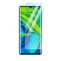 Xiaomi Mi Note 10 Pro Case Compatible Anti-Fingerprint Anti-Shatter Ultra Clear Toughened Tempered Glass Screen Protector