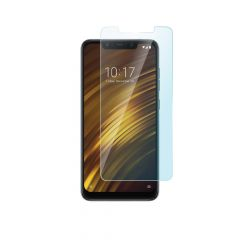 Xiaomi Poco F1 Case Compatible Ultra HD Clear Tempered Glass Screen Protector